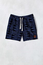 Without Walls French Terry Beach Short Navy