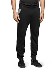 Calvin Klein Knit Jogger Pants Black