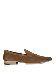 Pierre Hardy Jacno Suede Loafers