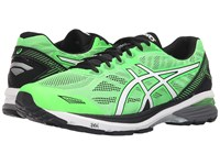 Asics Gt 1000 5 Green Gecko White Black Men's Running Shoes