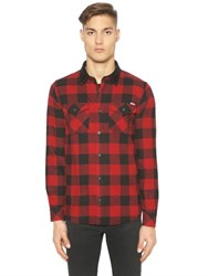 Carhartt Plaid Cotton Twill Shirt