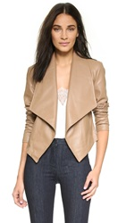 Cupcakes And Cashmere Market Jacket Light Camel