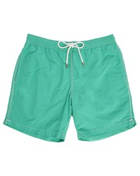 Hartford Mint Green Classic Swim Shorts