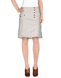 Alysi Skirts Knee Length Skirts Women