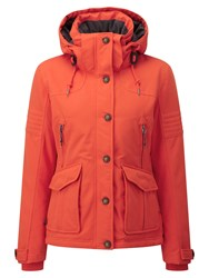 Tog 24 Torino Womens Milatex Down Jacket Orange