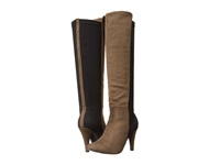 Diba Week Off Army Imi Suede Women's Dress Boots Tan