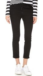 Dsquared Cool Girl Cropped Jeans Black