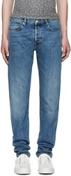 Paul Smith Blue Skinny Jeans