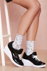Nasty Gal Stance War And Roses Sock
