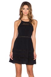 Sam Edelman Midi Dress Black