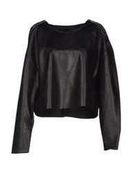 Anthony Vaccarello Blouses Black