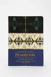 Pendleton Notebook Set Of 3 Urban Outfitters