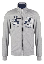 Gaastra Preston Tracksuit Top Dark Grey Heather Mottled Grey