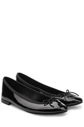 Repetto Cendrillon Patent Leather Ballerinas Black