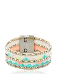 Hipanema Twins Coral Bracelet