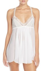 Women's In Bloom By Jonquil 'Jennifer' Flyaway Chemise