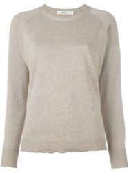 Hope 'Live' Jumper Nude And Neutrals