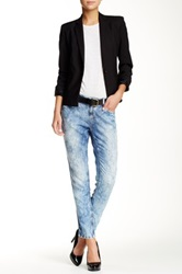 Mavi Jeans Nora Tapered Jean Blue