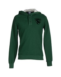 Rare Ra Re Topwear Sweatshirts Men Green