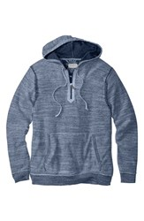 Men's Big And Tall Tommy Bahama 'Sandy Bay' Cotton And Linen Hoodie