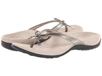 Vionic With Orthaheel Technology Bella Ii Pewter Women's Sandals