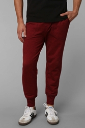 Bdg Knit Jogger Pant Red