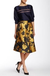Max And Co. Xxxfonte Skirt Multi