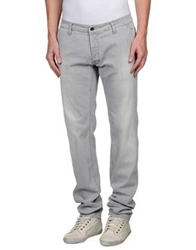 Messagerie Denim Pants Grey
