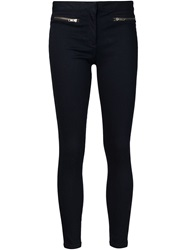 Veronica Beard Skinny Jeans Blue