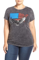 City Chic Plus Size Women's 'Graphic Lover' Tee