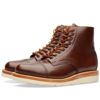Yuketen Johnson Boot Brown