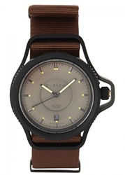 Mens Watches Givenchy Black Adjustable Watch Brown