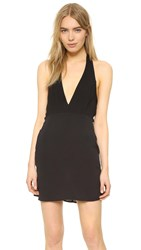 Flynn Skye Chloe Mini Dress Black