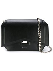 Givenchy Mini 'Bow Cut' Crossbody Bag Black