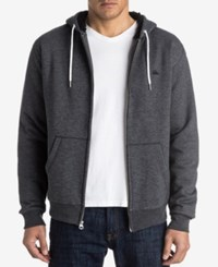 Quiksilver Men's Epic Outback Hoodie Grey