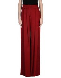 Jenny Packham Long Skirts Maroon