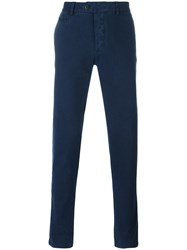 Fay Classic Chinos Blue