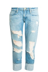 Frame Denim Garcon Destroyed Jeans