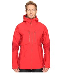 Outdoor Research Maximus Jacket Hot Sauce Agate Men's Clothing Red