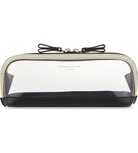 Aspinal Of London Hepburn Medium Cosmetic Case Clear