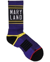 Strideline Baltimore City Socks