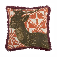 Thomas Paul Thomaspaul Deer Pillow
