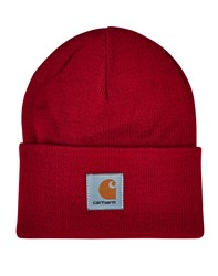 Carhartt Wip Acrylic Watch Hat Red