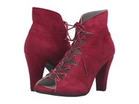 Eric Michael Blanca Red Women's Shoes