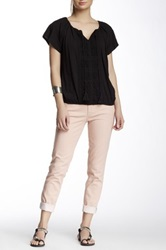 Democracy Ankle Colored Jean Pink