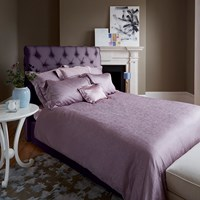 Gingerlily Lace Pink Duvet Cover King
