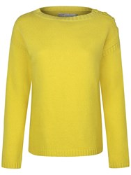 Seasalt Fisher Knot Jumper Mustard