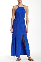 Rip Curl Pretty Please Maxi Dress Blue