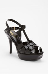 Women's Yves Saint Laurent 'Tribute' Sandal 4' Heel