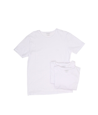 Emporio Armani 3 Pack Cotton Crew Neck